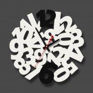 Часы настенные «Цифры 2».