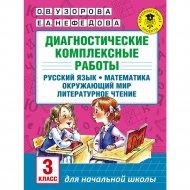 Книга «Диагностические комплексные работы. Русский язык. Математика».