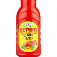 Кетчуп «АВС» томатный для всей семьи, 900 г.