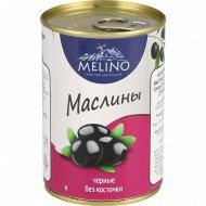 Маслины «Melino» без косточки, 280 г.