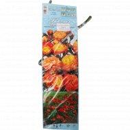 Роза чайно-гибридная «Tzigane» цвет оранжево-желтый, 1 шт.
