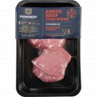 Отбивная «Angus Beef Cube Steak» из мраморной говядины, 400 г.