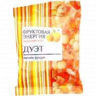 Смесь фруктовая «Дуэт» папайя и фундук, 45 г.