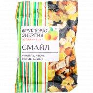 Смесь фруктовая «Смайл» миндаль, изюм, ананас, кешью, 50 г.