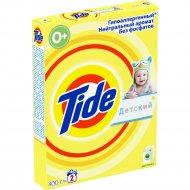 Порошок стиральный «Tide» автомат, детский, 400 г.