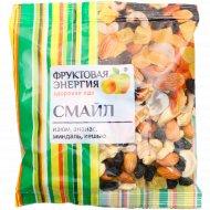 Смесь фруктовая «Смайл» изюм, ананас, миндаль, кешью, 200 г.