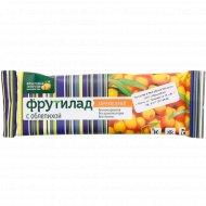 Фруктовый батончик «Фруктилад с облепихой» абрикосовый, 30 г.