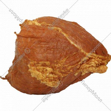 Закуска «Аппетитная новая» копчено-вареная, 1 кг., фасовка 0.7-1.3 кг