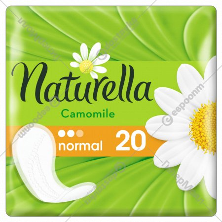 Гигиенические прокладки на каждый день «Naturella» Normal Daily,20 шт.