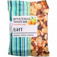 Смесь фруктовая «Бит» арахис, изюм, ананас, 55 г.