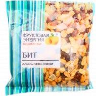 Смесь фруктовая «Бит» арахис, изюм, ананас, 300 г.
