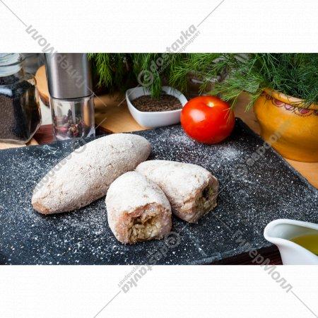 Зразы рубленые из цыплят охлажденные 2 штуки, 1/250 .