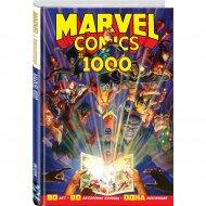 Книга «Marvel Comics #1000».
