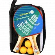 Набор для настольного тенниса «Gold Cup».