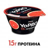 Йогурт «YoPro» с грейпфрутом, 2.3 %, 160 г.