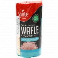 Рисовые вафли «Sante» с гималайской солью, 110 г.
