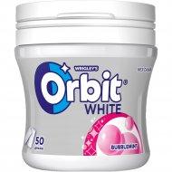 Жевательная резинка «Orbit white» с ароматом фруктов и мяты, 68 г.