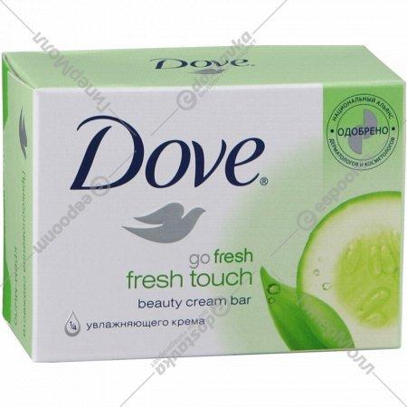 Крем - мыло «Dove» прикосновение свежести, 135 г