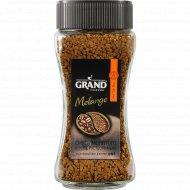 Кофе растворимый «Grand Coffee» Melange, 90 г.