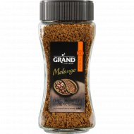 Кофе растворимый «Grand Coffee» Melange, 90 г.