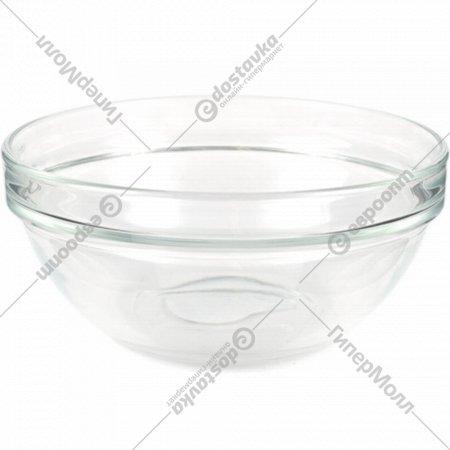 Салатник стеклянный, 12х5.5 см.