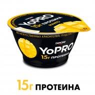 Йогурт «YoPro» с манго, 2.3%, 160 г.