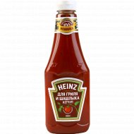 Кетчуп «Heinz» для гриля и шашлыка, 1000 г.