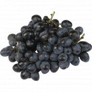 Виноград черный свежий, 1 кг., фасовка 0.8-1 кг
