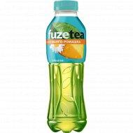 Напиток «Fuze Tea» зеленый чай, манго-ромашка , 0.5 л.