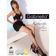 Колготки женские «Gabriella» Kabarette Exclusive 151, черный, р. 1/2