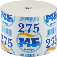 Туалетная бумага «МачБум 275» 1 рулон.