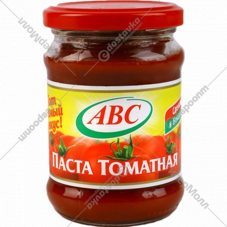 Паста «ABC» Томатная, 250 г.