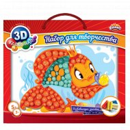 Набор для детского творчества «Рыбка-царевна» МС-405.
