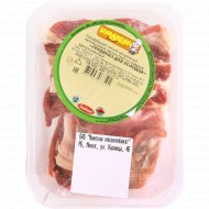 Полуфабрикат мясной из говядины «Грудинка для холодца» 1 кг., фасовка 0.65-1.05 кг