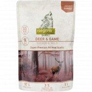 Корм для домашнего питомца «isegrim Roots» оленина, 410 г.