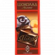 Шоколад молочный «Идеал» с черносливом, 100 г.