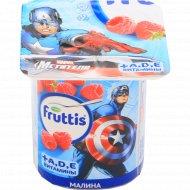 Продукт йогуртный «Fruttis» малина 2.5%, 110 г.