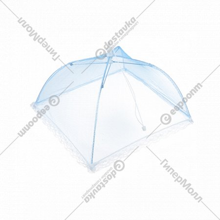 Чехол для пищи «Зонтик» на металлическом каркасе, 40х40 см.