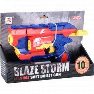 Оружие игровое «Бластер 10-зарядный»., фасовка 7 кг