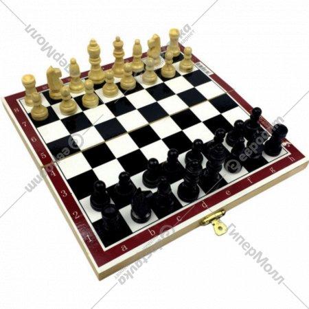 Шахматы с доской.
