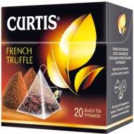 Чай чёрный «Curtis» французский трюфель, 20 пакетиков.