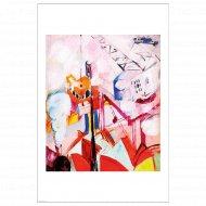 Картина «Сванесунд» Порт, 61х91 см.