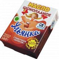 Масло сливочное шоколадное «Ульянка» Мумуля, 62 %, 160 г.