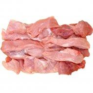Поджарка свиная 1 кг, фасовка 0.95-1.1 кг