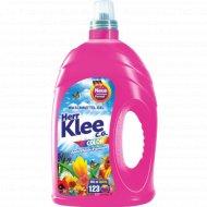 Гель для стирки «Herr Klee Color» цветных тканей, 4.305 л.