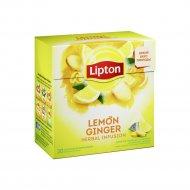 Напиток травяной «Lipton» Lemon Ginger, 32 г.
