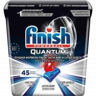 Капсулы для посудомоечных машин «Finish» Quantum Ultimate, 45 шт