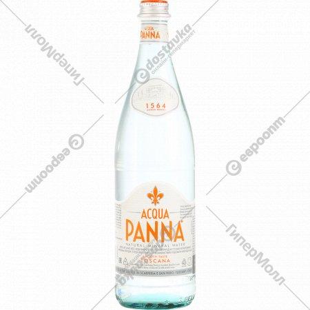 Вода «Acqua Panna» негазированная 750 мл.