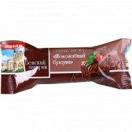 Сырок глазированный «Шоколадный брауни» 18%, 45 г.
