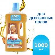Моющая жидкость «Mr. Proper» для деревянных полов, 1 л